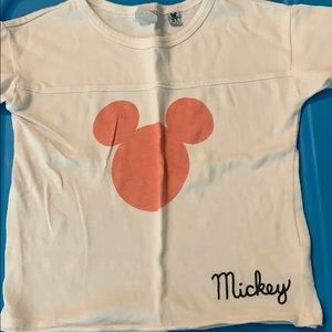 Mickey Mouse top